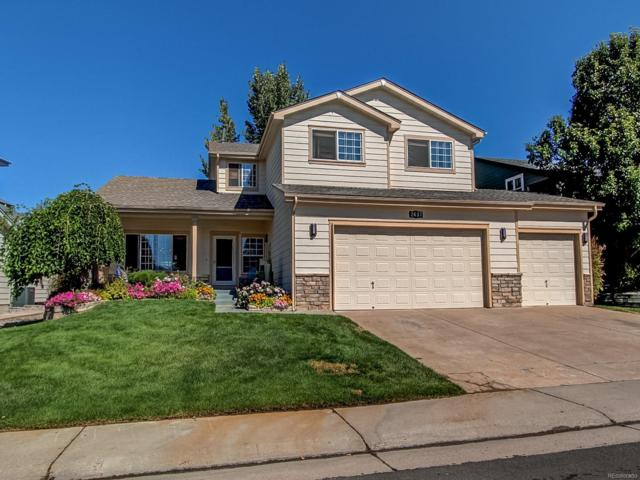 2637 Baneberry Lane, Highlands Ranch, CO 80129 (#4531153) :: The Griffith Home Team
