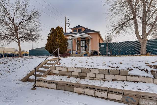 3894 N Cook Street, Denver, CO 80205 (#4531557) :: The Dixon Group