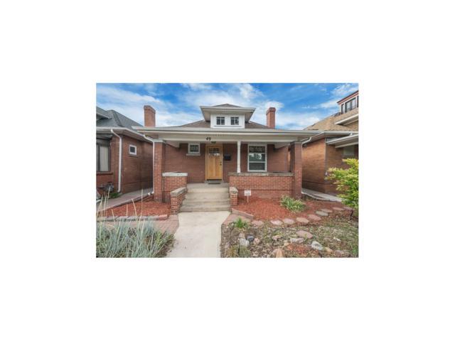 49 W Alameda Avenue, Denver, CO 80223 (#4531639) :: Thrive Real Estate Group