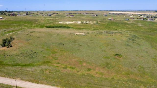 683 County Road 154, Elizabeth, CO 80107 (MLS #4531887) :: 8z Real Estate