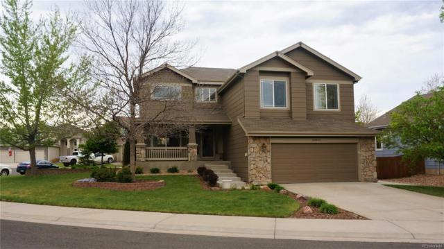 10825 Crooke Drive, Parker, CO 80134 (#4532075) :: The Healey Group