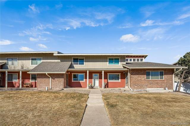 376 W Rockrimmon Boulevard F, Colorado Springs, CO 80919 (#4532384) :: iHomes Colorado