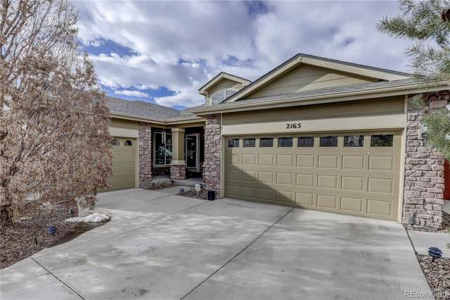 2165 Pinon Circle, Erie, CO 80516 (#4532679) :: The Harling Team @ HomeSmart