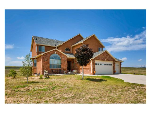 46995 Foxwood Drive, Elizabeth, CO 80107 (MLS #4532840) :: 8z Real Estate