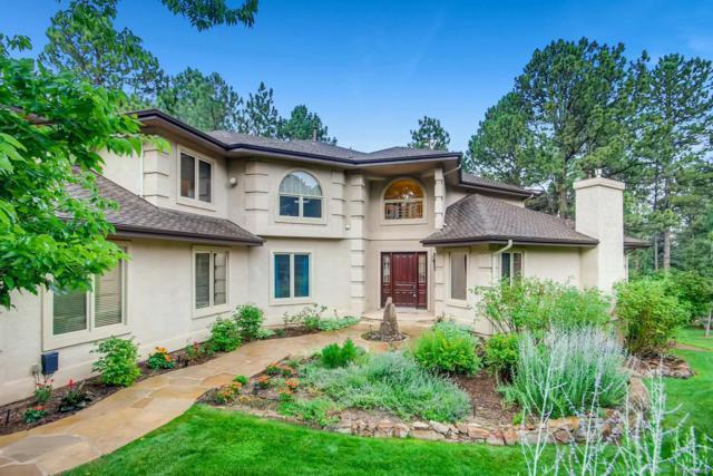 511 Providence Drive, Castle Rock, CO 80108 (#4533249) :: Colorado Team Real Estate