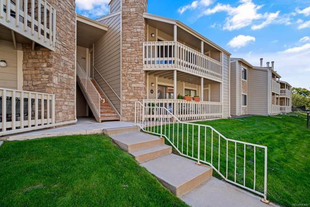 8225 Fairmount Drive #206, Denver, CO 80247 (#4533722) :: True Performance Real Estate