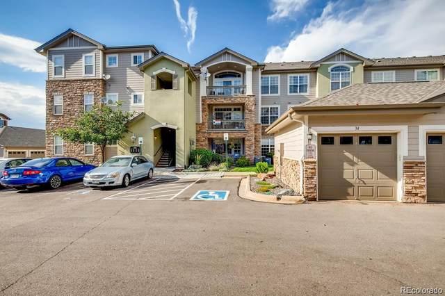 1561 Olympia Circle #307, Castle Rock, CO 80104 (#4533802) :: Kimberly Austin Properties