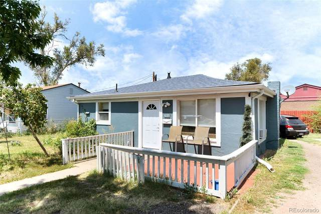 4135 W Walsh Place, Denver, CO 80219 (MLS #4533888) :: Clare Day with Keller Williams Advantage Realty LLC