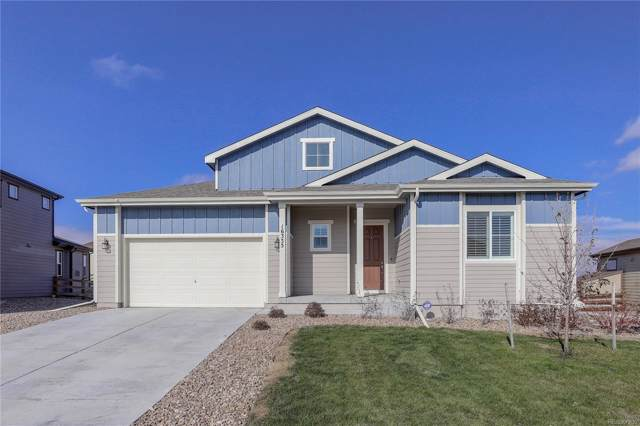 16335 W 84th Lane, Arvada, CO 80007 (#4534053) :: The Healey Group