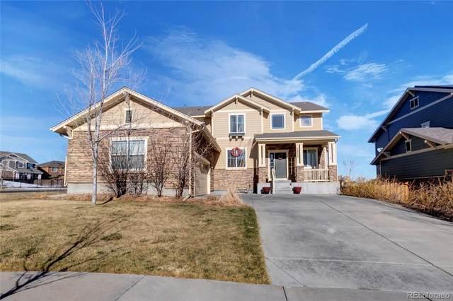 26033 E Peakview Place, Aurora, CO 80016 (#4534071) :: iHomes Colorado