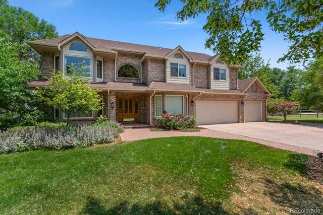 6942 N County Road 13, Loveland, CO 80538 (#4534504) :: Bring Home Denver with Keller Williams Downtown Realty LLC