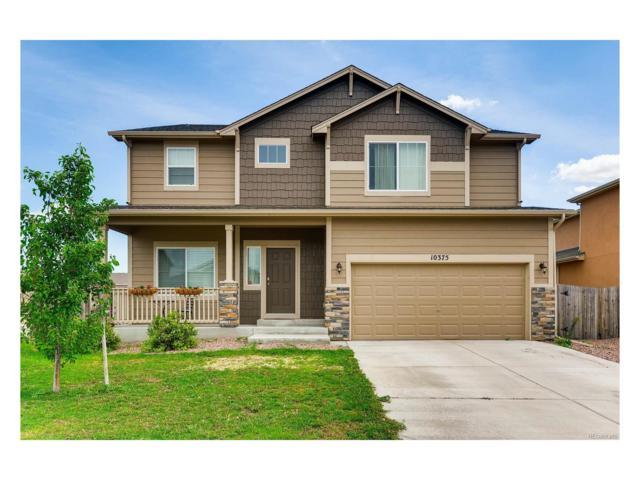 10375 Abrams Drive, Colorado Springs, CO 80925 (MLS #4534511) :: 8z Real Estate
