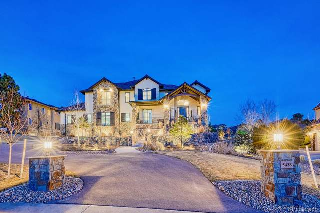 5428 Forest View Road, Parker, CO 80134 (#4534521) :: The Peak Properties Group