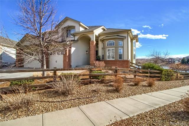 7612 Coyote Place, Littleton, CO 80125 (#4534645) :: The Griffith Home Team