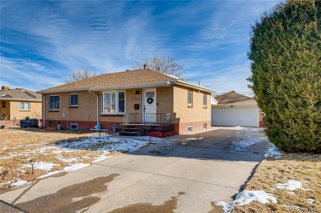 2404 S Yates Street, Denver, CO 80219 (#4534754) :: The Colorado Foothills Team   Berkshire Hathaway Elevated Living Real Estate