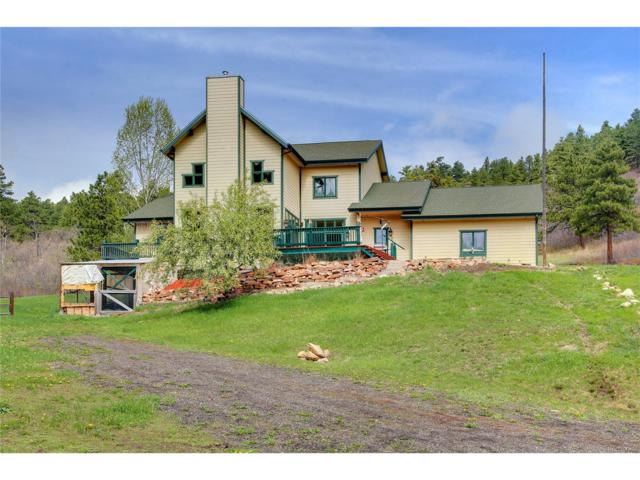 10803 Mill Hollow Road, Littleton, CO 80127 (#4535027) :: The City and Mountains Group