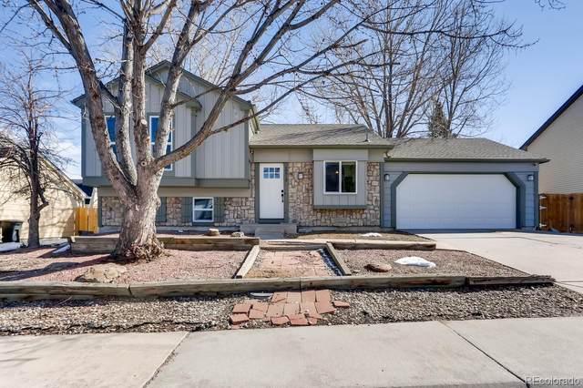 20919 E Ida Avenue, Centennial, CO 80015 (MLS #4535496) :: 8z Real Estate