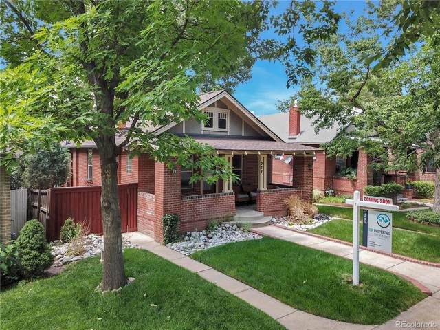 327 S Gilpin Street, Denver, CO 80209 (MLS #4535611) :: 8z Real Estate