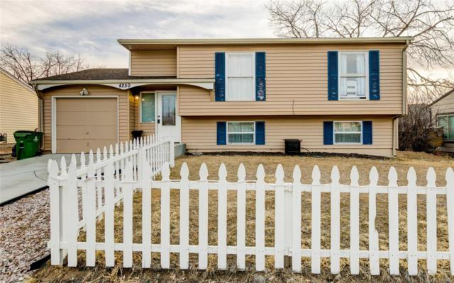 4250 Morley Drive, Colorado Springs, CO 80916 (#4535686) :: The Heyl Group at Keller Williams