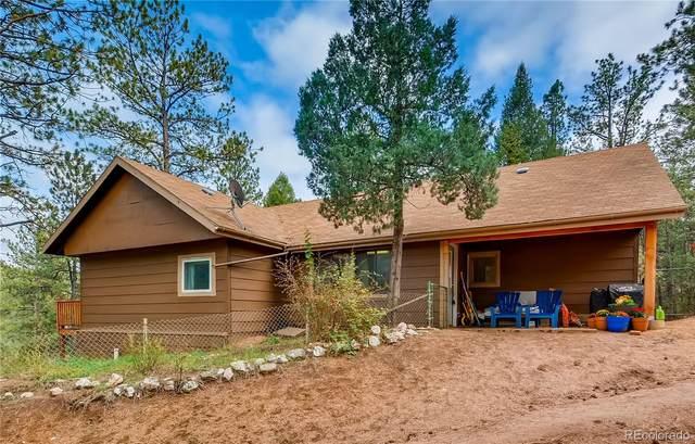 28504 Amerind Springs Trail, Pine, CO 80470 (#4535831) :: Kimberly Austin Properties