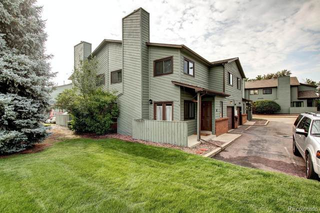 10280 W Jewell Avenue C, Lakewood, CO 80232 (#4535849) :: Compass Colorado Realty