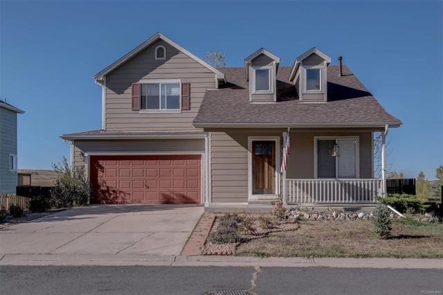 319 Rushmore Street, Elizabeth, CO 80107 (#4536148) :: 5281 Exclusive Homes Realty