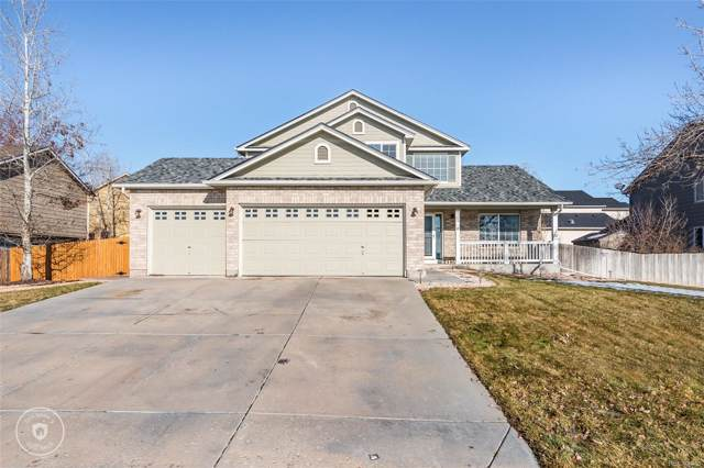 5265 E 138th Avenue, Thornton, CO 80602 (#4536503) :: Real Estate Professionals