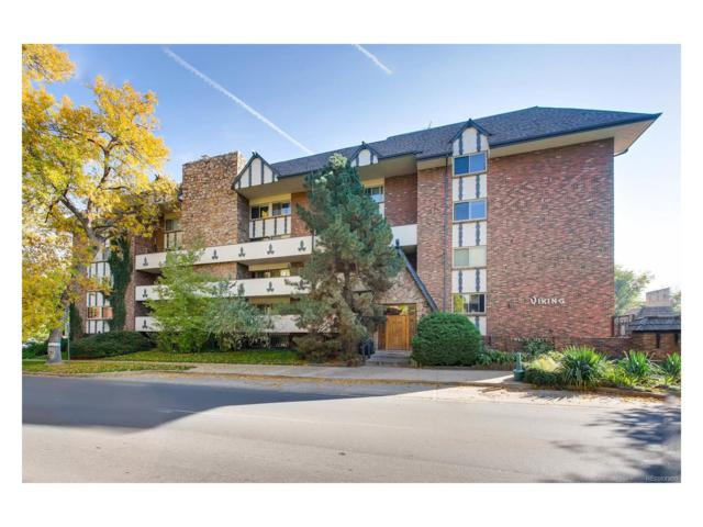 1260 York Street #507, Denver, CO 80206 (#4536880) :: Thrive Real Estate Group