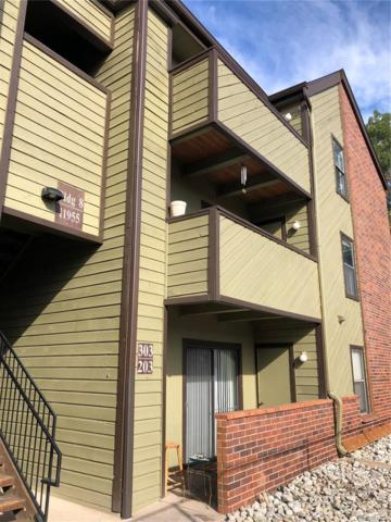 11955 E Harvard Avenue #304, Aurora, CO 80014 (#4536919) :: My Home Team