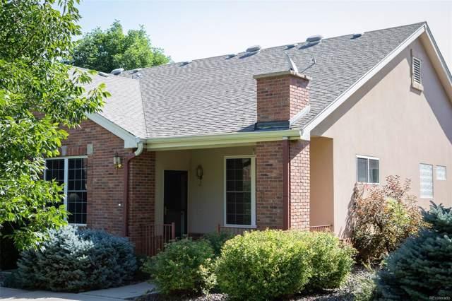 1333 Charles Drive #3, Longmont, CO 80503 (MLS #4537207) :: 8z Real Estate