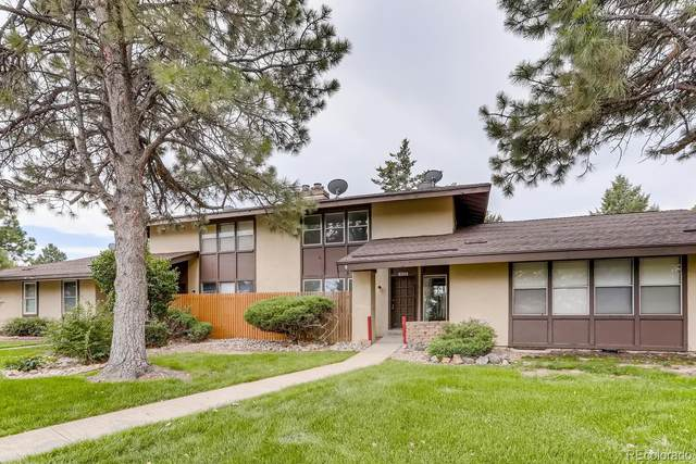 15120 E Hampden Circle, Aurora, CO 80014 (#4537369) :: Finch & Gable Real Estate Co.