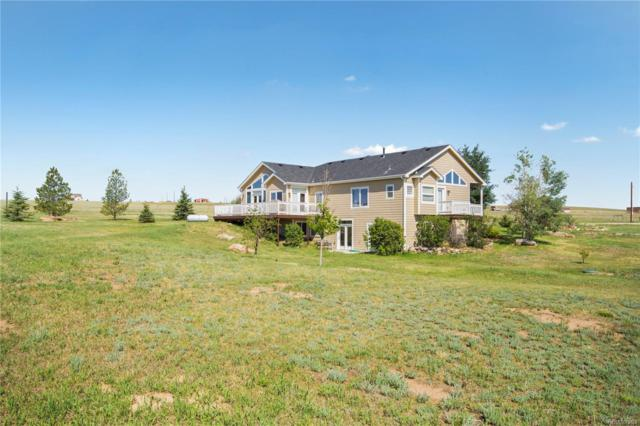 1040 Rising Sun Avenue, Elizabeth, CO 80107 (#4537415) :: Bring Home Denver