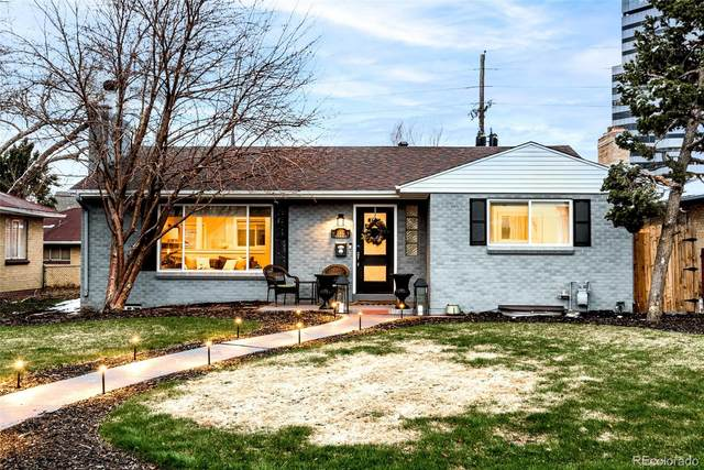 1082 S Harrison Street, Denver, CO 80209 (#4537473) :: Mile High Luxury Real Estate
