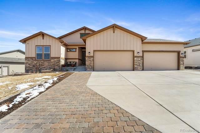 12794 Pensador Drive, Colorado Springs, CO 80921 (#4538155) :: Finch & Gable Real Estate Co.