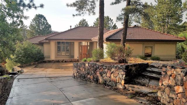 858 Swandyke Drive, Castle Rock, CO 80108 (#4538329) :: Bring Home Denver