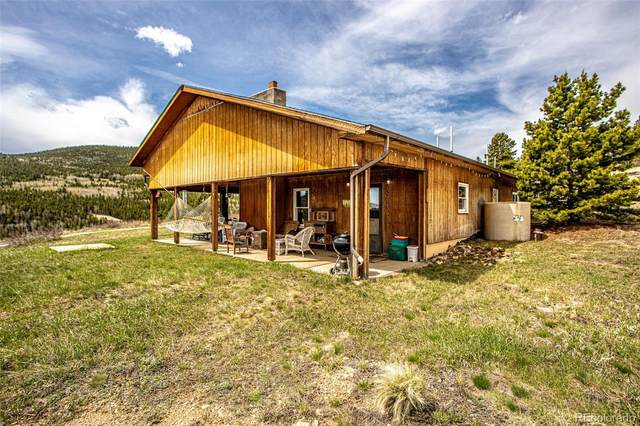 805 Russell Gulch Road, Central City, CO 80427 (MLS #4538572) :: Find Colorado