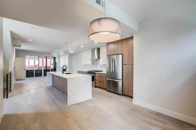 23 S Ogden Street, Denver, CO 80209 (MLS #4539058) :: 8z Real Estate