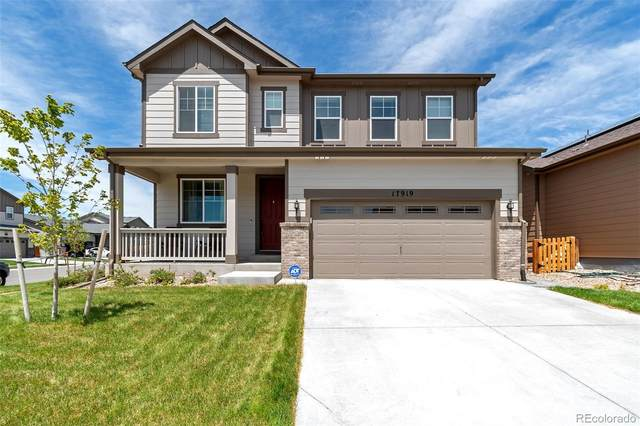 17919 E 99th Place, Commerce City, CO 80022 (#4539105) :: Berkshire Hathaway Elevated Living Real Estate