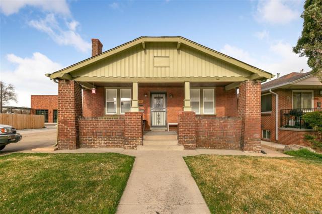 1511 Harrison Street, Denver, CO 80206 (MLS #4539264) :: 8z Real Estate