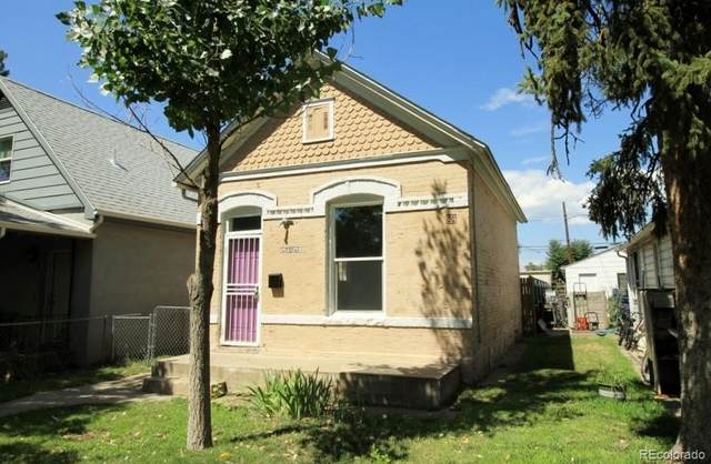 4341 Sherman Street, Denver, CO 80216 (MLS #4539603) :: 8z Real Estate