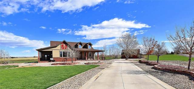39946 Ridgecrest Court, Severance, CO 80610 (#4539765) :: Colorado Home Finder Realty