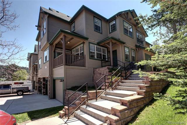 31112 Black Eagle Drive #104, Evergreen, CO 80439 (#4540060) :: You 1st Realty