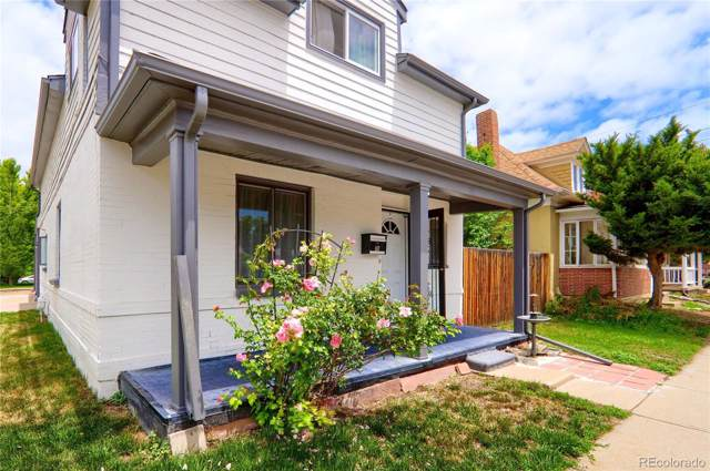 147 W Dartmouth Avenue, Englewood, CO 80110 (#4540375) :: The Griffith Home Team