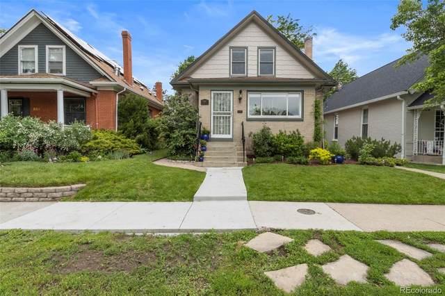838 S Pearl Street, Denver, CO 80209 (MLS #4540527) :: Find Colorado