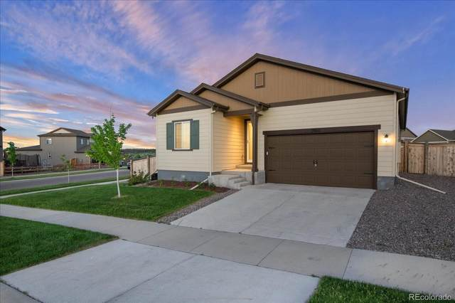 17960 Weymouth Avenue, Parker, CO 80134 (#4541131) :: Finch & Gable Real Estate Co.