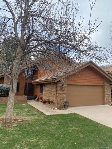 5423 Coyote Canyon Way A, Morrison, CO 80465 (#4541310) :: Re/Max Structure
