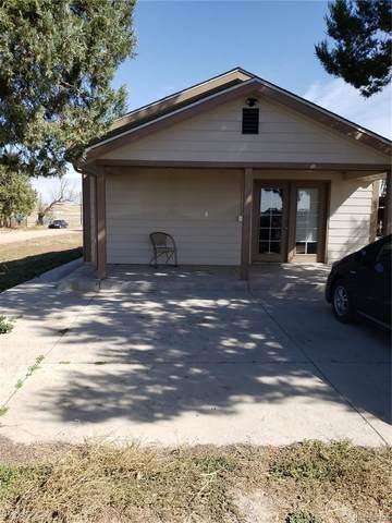 40786 1st Avenue, Agate, CO 80101 (#4541621) :: HomeSmart
