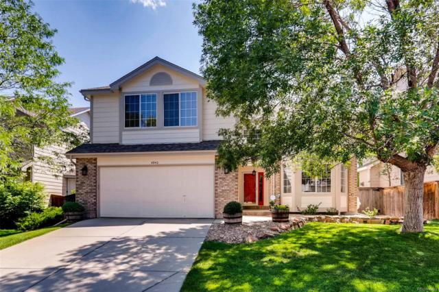 6942 Edgewood Drive, Highlands Ranch, CO 80130 (MLS #4542035) :: The Biller Ringenberg Group