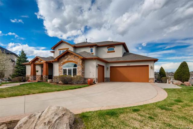 13757 W 76th Place, Arvada, CO 80005 (#4542134) :: Wisdom Real Estate