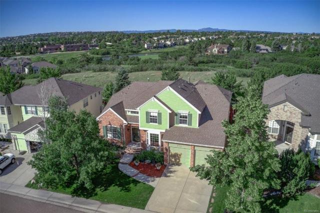 670 Stonemont Court, Castle Pines, CO 80108 (#4542205) :: The Galo Garrido Group